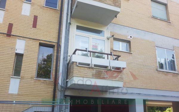 Vista esterna balcone